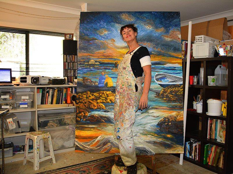 mood boosting art for homes