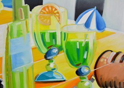 colourful art commission
