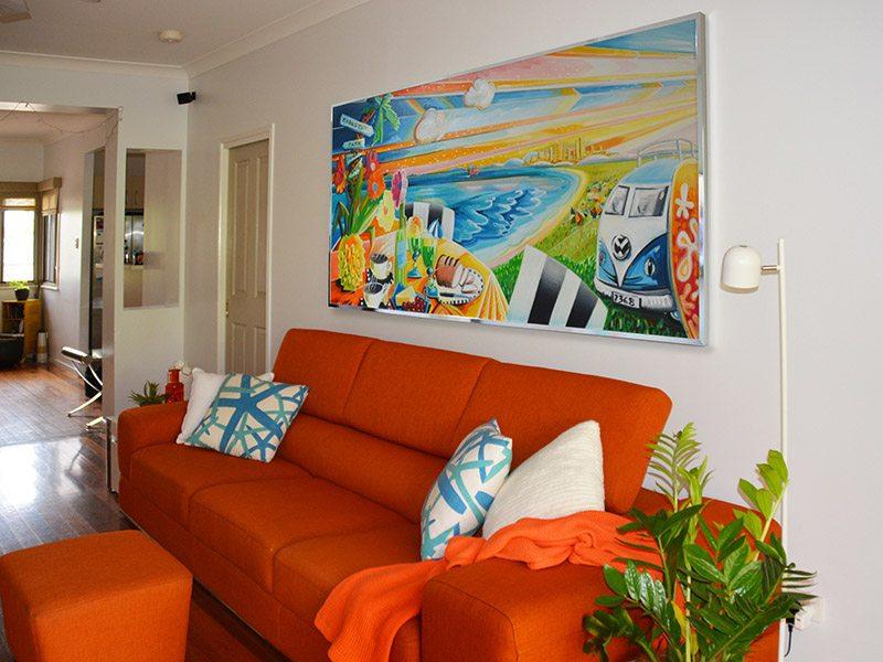 Art With Interior Design