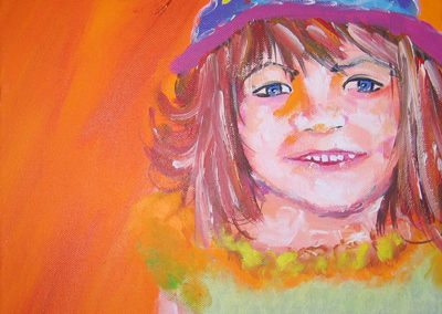 Your child's portrait can be painted in any style and tailored to your decor. Discover how.