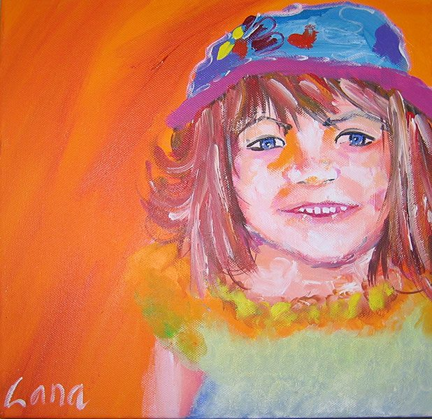 Children's Portrait commissions