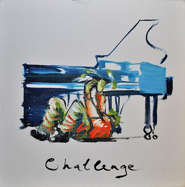 artwork about challenge