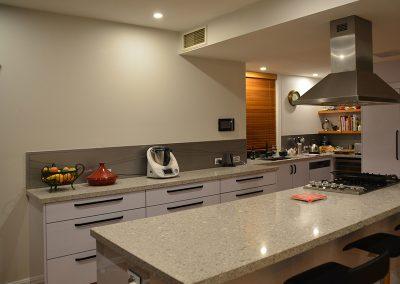 before modern kitchen artwork