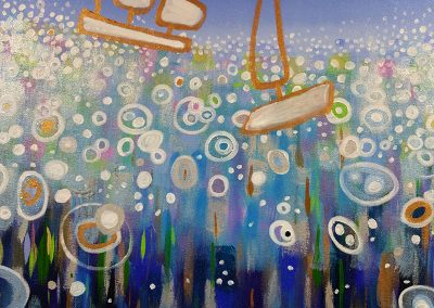 water themed painting