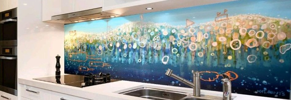Tailored Artworks - Real Art Kitchen Splashbacks 5