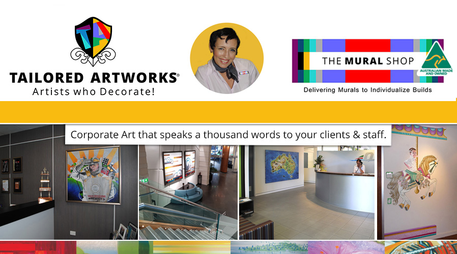 Tailored Artworks creates Corporate artworks made in Brisbane and tailored to your decor
