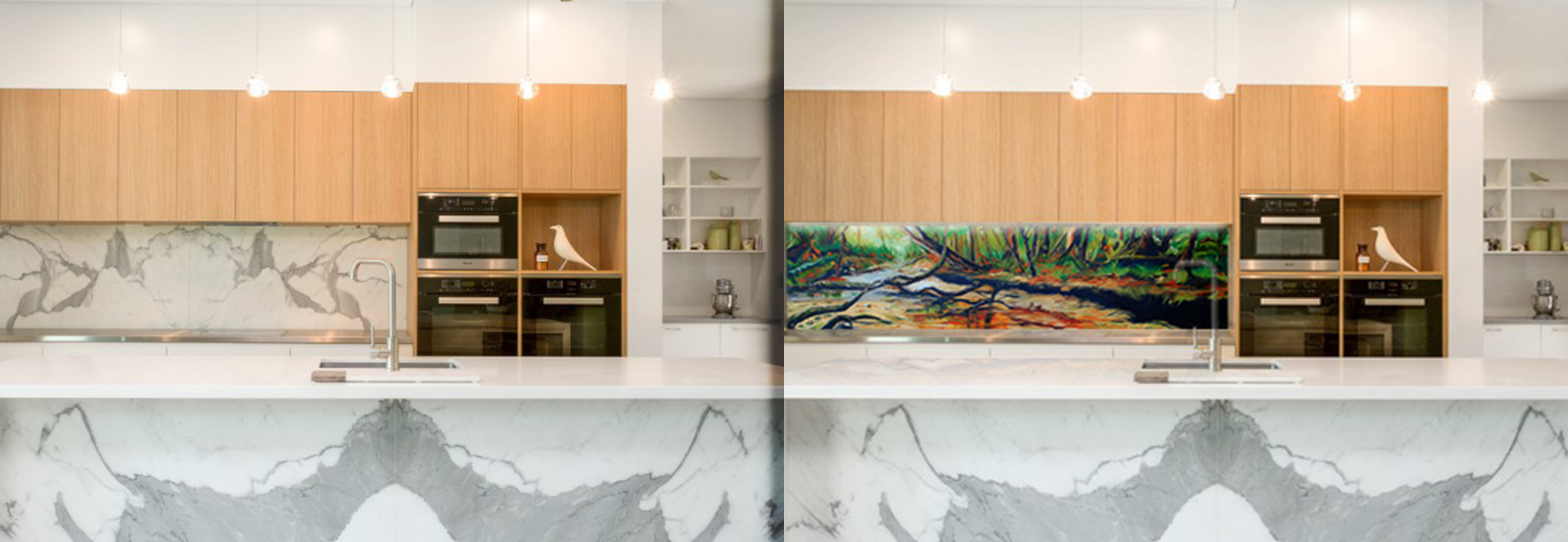 Tailored Artworks - Real Art Kitchen Splashbacks 8