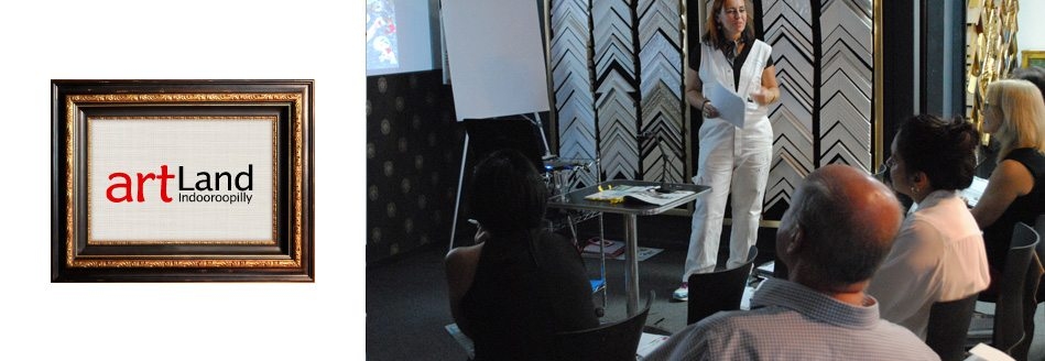 sharron-tancred-art-land-indooroopilly-art-talks-brisbane-public-speakers-on-art-and-interior-decor