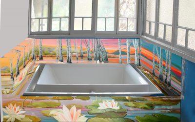 Belmont Old Queenslander Interior Design