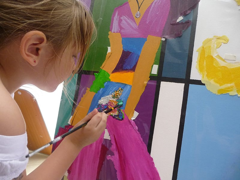 art for kids by sharron tancred at tailored artworks