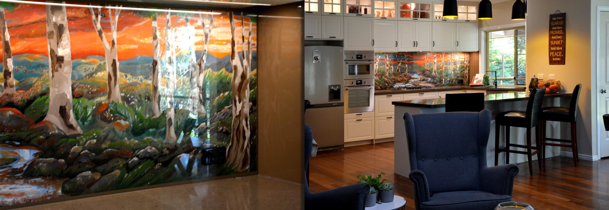 Tailored Artworks - Real Art Kitchen Splashbacks 0000