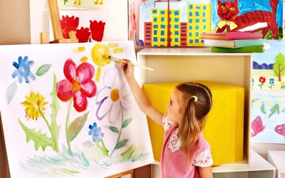 What skills can art teach children?