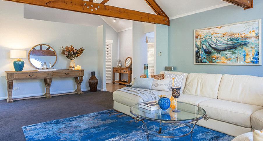art interior design living room
