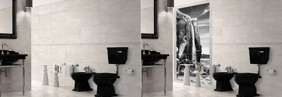 Laurieton Memories Bathroom Panel