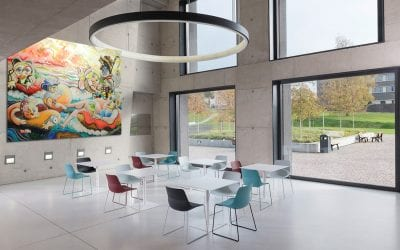 Hospitality and Mood: 5 ways art improves the dining experience