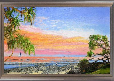 burleigh painting
