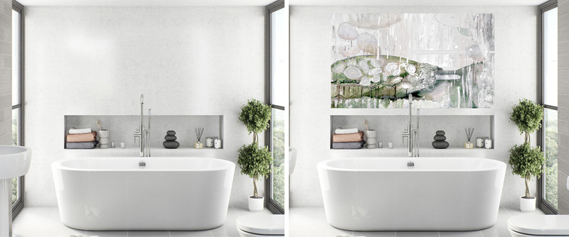 Bathroom-Design-by-The-Mural-Shop