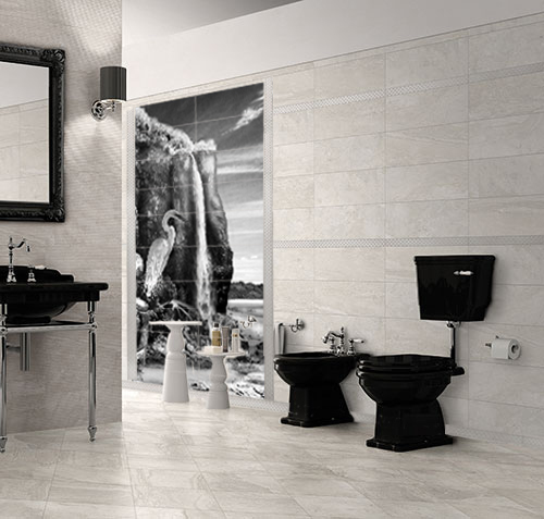 The art of making small bathrooms feel bigger!