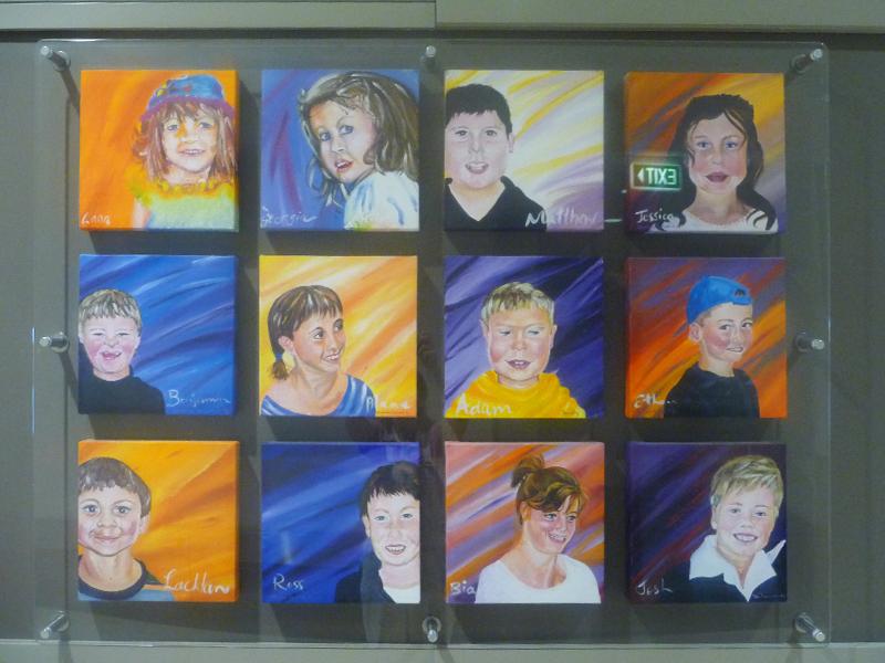 Shopping-Mall-artwork-Children-Portraits-by-Sharron-Tancred-@-TailoredArtworks