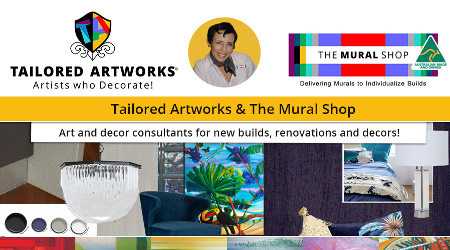 Tailored Artworks and The Mural Shop Footer