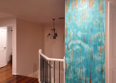 feature wall for complete home decor planning