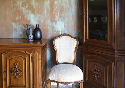 copper patina artisan wall textures