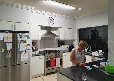 kitchen before European style decor