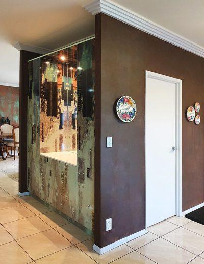 unique cabinetry design