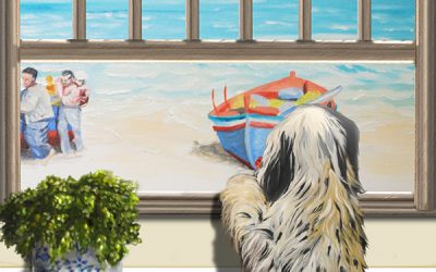 Aged Care and Dementia Murals