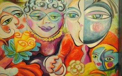 Regis Yeronga 'Family Mural' for Dementia