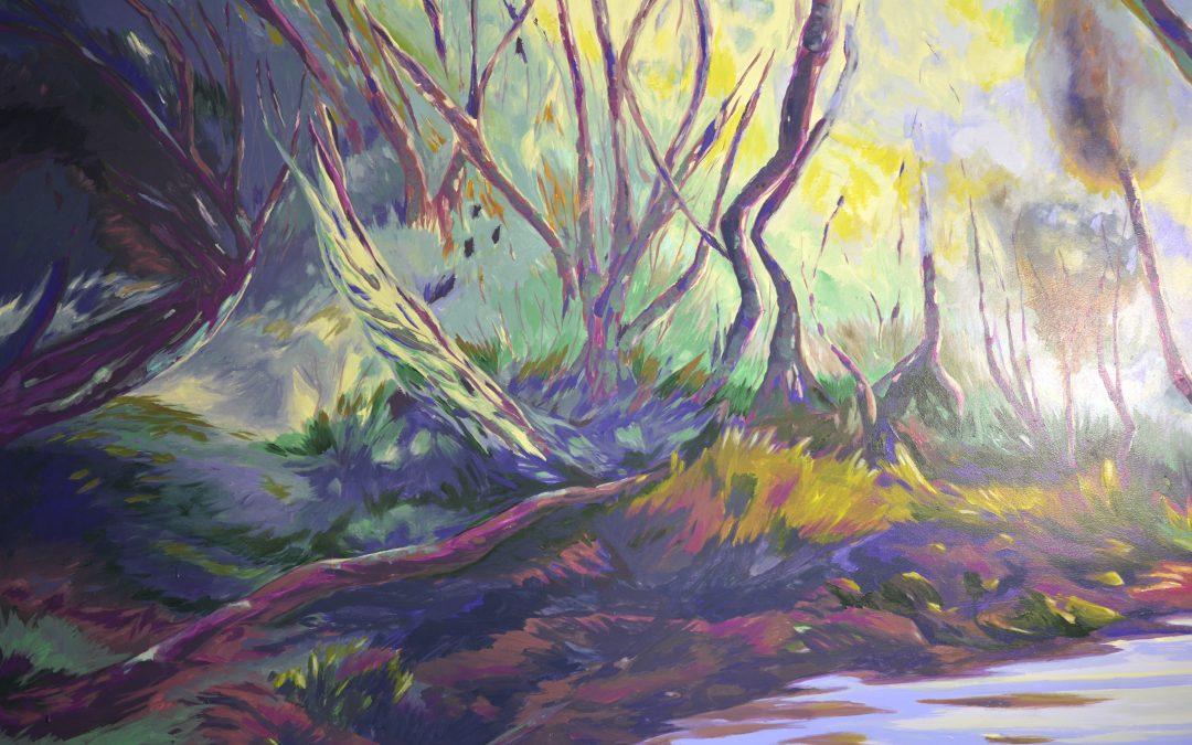 Joyner Fantasy Forest Murals